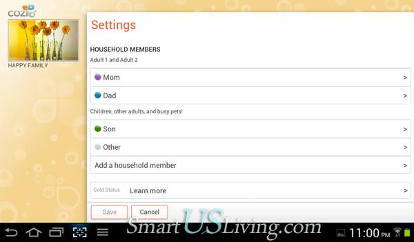 smartUSliving-cozi
