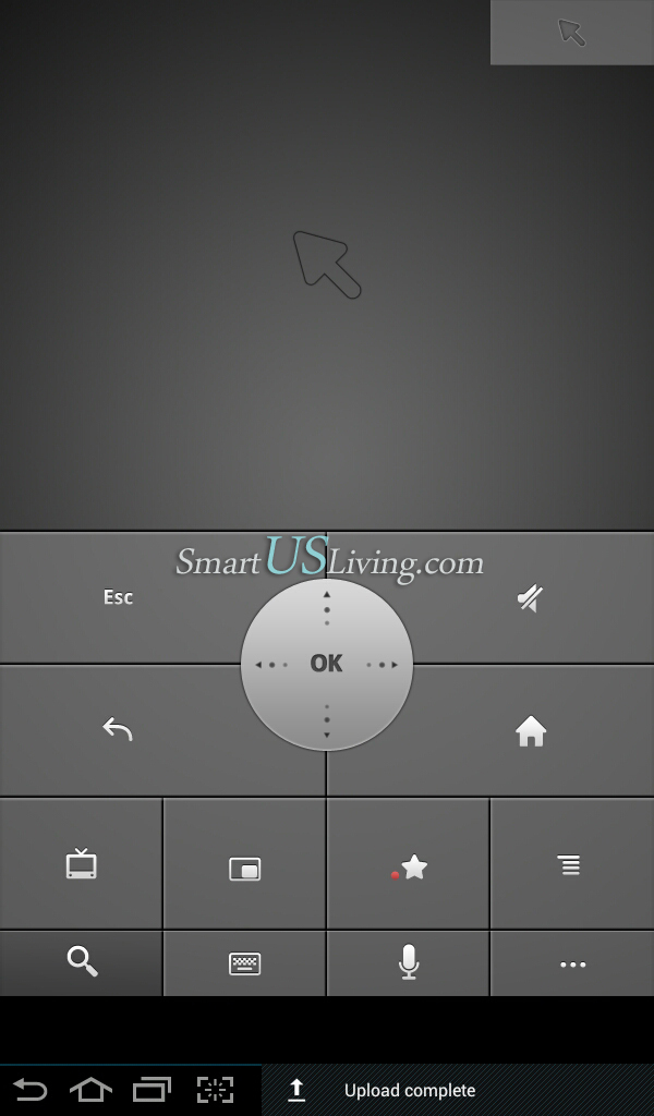 smartUSliving-google TV remote APP