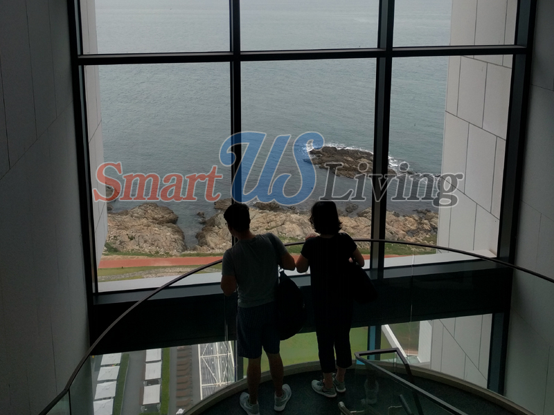 Hilton Busan, Korea