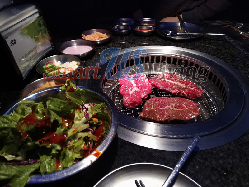 아이언에이지 고기 부페 (Iron Age Korean Steak House, Glenview)