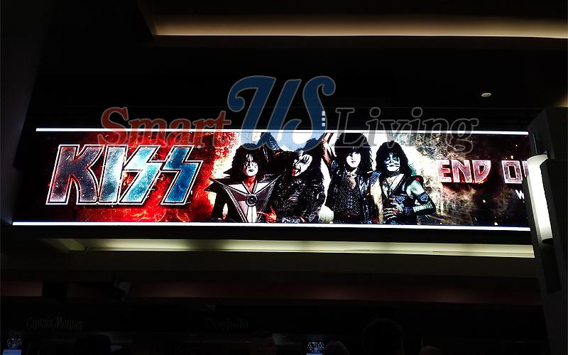 전설의 락그룹 KISS 공연을 가다
