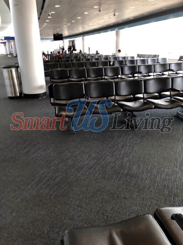 코로나 시기에 한국 방문하기(1) – 시카고 오헤어 공항