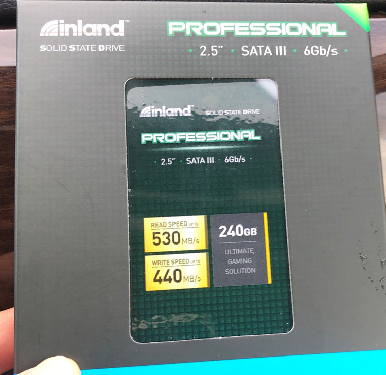 Microcenter 240GB SSD Coupon, Free