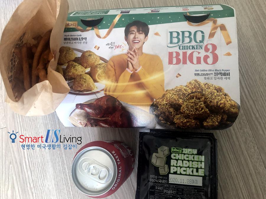 한국 치킨집 맛집 bbq 치킨 추천